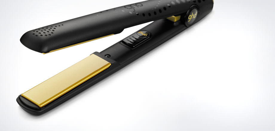 ghd v gold classic styler 3